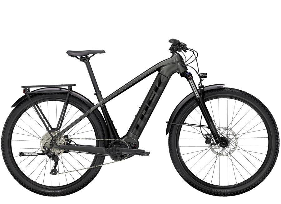 Trek Powerfly Sport 4 Equipped XS (27.5  wheel) Lithium Grey/Trek Black